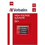 Batterie Verbatim MN21 12V 2 unità