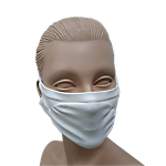 Mascherina filtrante bianco 5 unità