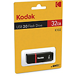 Chiavetta USB Kodak 2.0 K100 32 gb nero, rosso