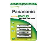Pile ricaricabili Panasonic AAA 4 unità