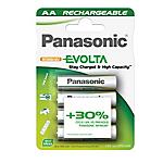 Pile ricaricabili Panasonic AA 4 unità