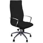Poltrona UNISIT AQPFA Ecopelle nero