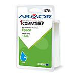 Cartuccia inchiostro compatibile ARMOR b12615r1 ciano