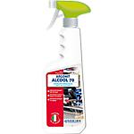Detergente idroalcolico Interchem Argonit Alcool 70 750 ml 6 unità