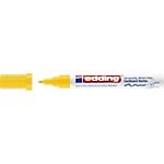 Marcatore a vernice opaca edding 4040 giallo