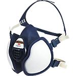 Semimaschera senza manutenzione 3M 4255+, filtri FFA2P3 R D