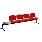 Panca UNISIT D54PT rosso
