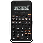 Calcolatrice scientifica Sharp EL501XB WH   BIANCA batteria nero, bianco