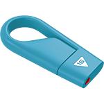 Memoria USB 2.0 EMTEC D200 16 gb blu