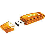 Memoria USB 2.0 EMTEC C410 128 gb arancione