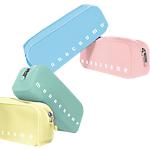 Astuccio rettangolare Pigna Soft Touch 80x200x60mm colori assortiti pastel Monocromo