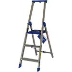 Scala alluminio professionale a 3 gradini MARCHETTI Climb Evolution