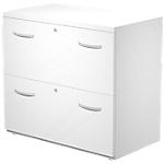 Classificatore 2 cassetti Artexport Agorà bianco 800 x 460 x 730 mm
