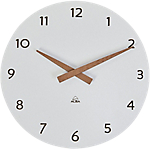 Orologio da parete Alba HorMilena 30 cm bianco