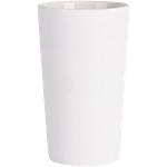 Bicchiere porta spazzolini King's Collection bianco linea Mercurio