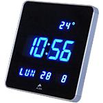 Orologio digitale Alba Led da parete 28 cm x 3,4 cm x 28 cm