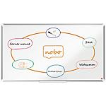 Lavagna bianca magnetica Nobo Premium Plus 122 x 69 cm
