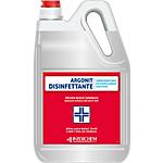 Disinfettante liquido Interchem Argonit 2 unità da 5 l