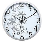 Orologio da parete Methodo Flowers diametro 30,5 cm bianco