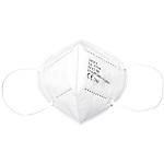 Mascherine filtranti GIMA FFP2 Value & Safe con elastici per orecchie Bianco 20 unità