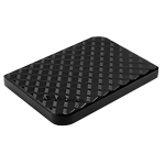 Disco rigido portatile Verbatim 2 TB Store 'n' Go USB 3.0 53195 nero