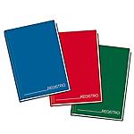 Registro cartonato Blasetti 1 rigo 210 x 297mm 192 fogli