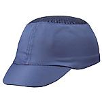 Caschetto antiurto Deltaplus Coltan tipo baseball blu