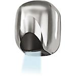 Asciugamani elettrico VAMA SF 1100 HOT Alluminio satinato