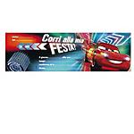 Blocchetto invito alla festa Cars 2 Disney Sadoch conf. 10 inviti