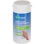 Salviette di pulizia Earth per lavagne bianche BiOffice conf. 100 pezzi