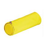Astuccio PAGNA Tombolino Basic con cerniera 22x8Ø8cm giallo