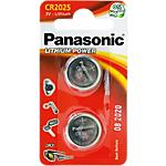 Micropile a pastiglia Panasonic CR2025