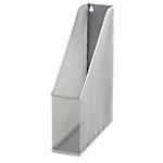 Portariviste Office Depot argento A4 Documenti in formato A4 metallo traforato 7,5 (l) x 25,3 (p) x 31,5 (h) cm