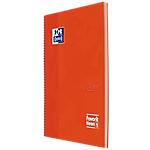 Quaderno OXFORD Neon A4+ arancio 80 fogli