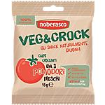 Chips di verdure noberasco VEG & CROCK Pomodori