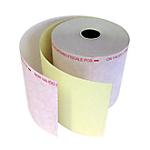 Carta in rotolo bianco 57mm (l) x 20m (L) 10 fogli