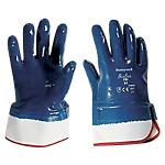 Guanti Honeywell T157 Nitrile taglia 9l blu, bianco 12 paia da 2 guanti