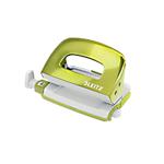 Perforatore Leitz 5008 Mini Nexxt Series Verde 13 foglio 2 fori