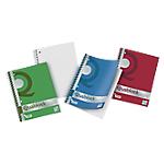 Quaderni Pigna Quablock Bianco A righe 4 fori A4 29,7 x 21 cm 80 g
