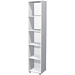 Libreria Avila 4 bianco 400 x 320 x 1.960 mm
