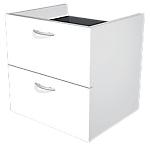 Coppia cassetti Avila bianco 360 x 290 x 355 mm