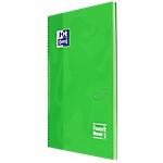 Quaderno OXFORD Neon A4+ verde 80 fogli
