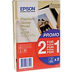 Carta Fotografica Epson C13S042167 A4 lucido 225 g