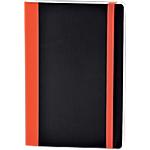 Taccuino Quo Vadis Soft&Color 15 x 21 cm Arancione A righe 21 x 15 cm 90 g