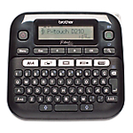 Stampante per etichette Brother P Touch PT D210 qwerty