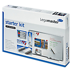 Kit accessori per lavagna bianca Legamaster Starter 24 x 35 cm