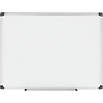 Lavagna bianca Office Depot Standard acciaio magnetico 60 x 45 cm