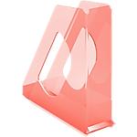 Portariviste Esselte Colour'Ice albicocca 7,2 (l) x 25,6 (p) x 26 (h) cm
