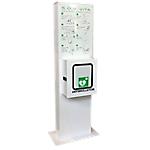 Armadio per defibrillatore PVS DEF036 50 (l) x 38 (P) x 190 (A) cm