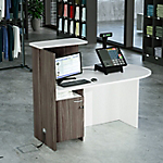 Bancone Artexport 17110 frassino toscano, bianco cera 1.425 x 830 x 1.170 mm